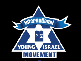International young israel movement
