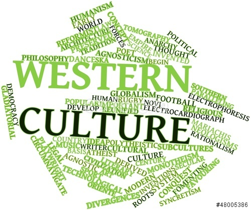 the west culture For all its contributions to western thought, religion and culture, relatively little is known about the world's first monotheistic faith and its iranian founder.