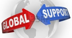 aid and global support