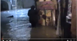 floods in Hebron